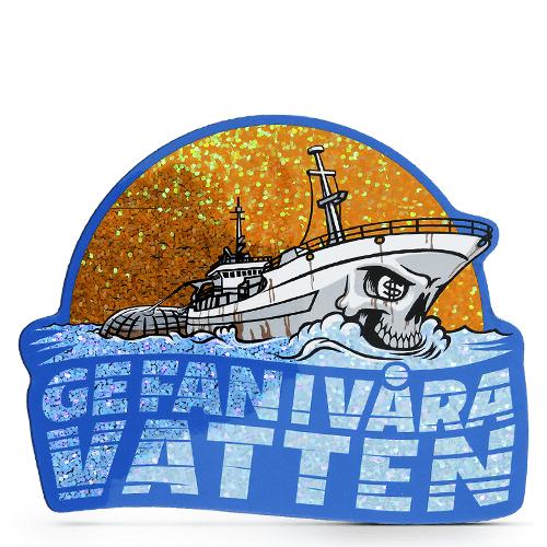 Dekal Death Trawler